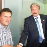 Встреча с С.Бабуриным