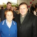 С преподавателем сопромата А. В. Соловьевой